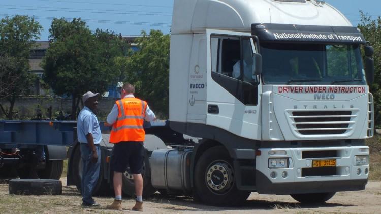 Tanzania driver road saftey