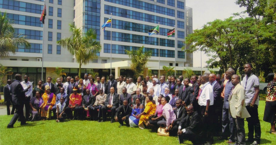 Africa Forum 2015 CILT group photo