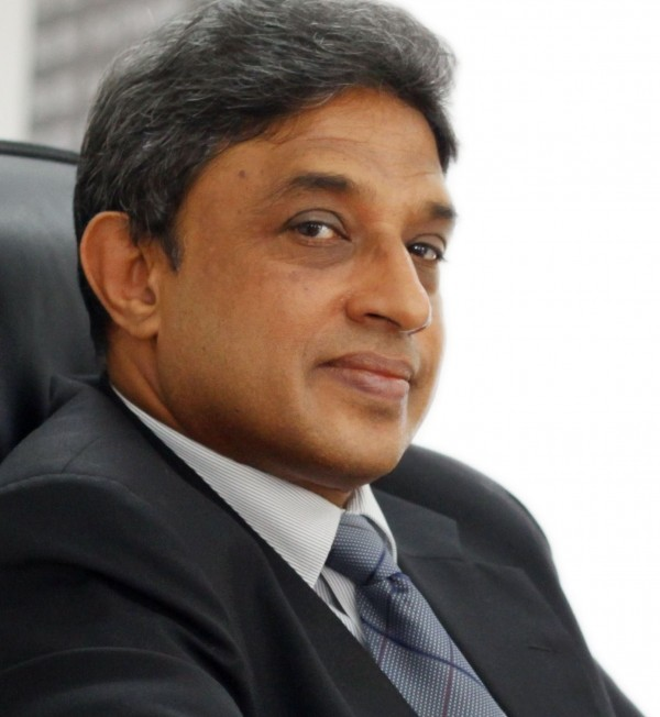 A photo of Professor Amal S. Kumarage is an International Vice President for the Chartered Institute of Logistics and Transport in South Asia.