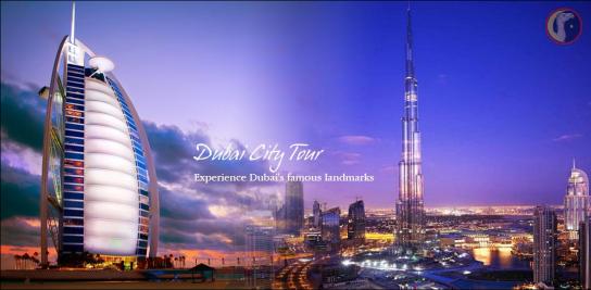 Duabi city tour image