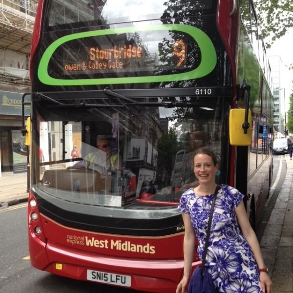 Photo of Rachel Evans CILT Chartered Member