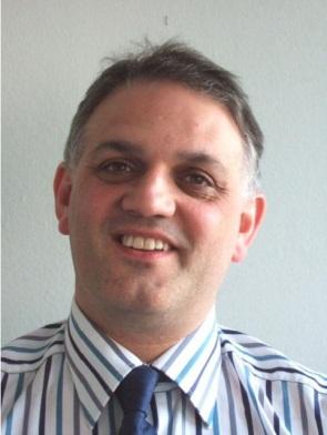 Photo of CILT's Jon Harris Education and Professional Development Co-ordinator