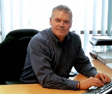 Image of CILT Interntional's Jan Steenberg Chairman of IESC