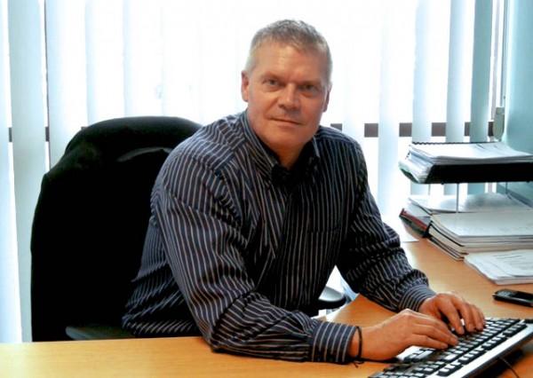 Image of CILT Interntional's Jan Steenberg Chairman of IESC