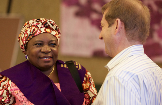 Convention 2015 Duabi CILT images of the Women in logistics and transport conference