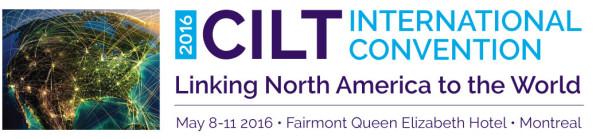 CILT CONF 2016