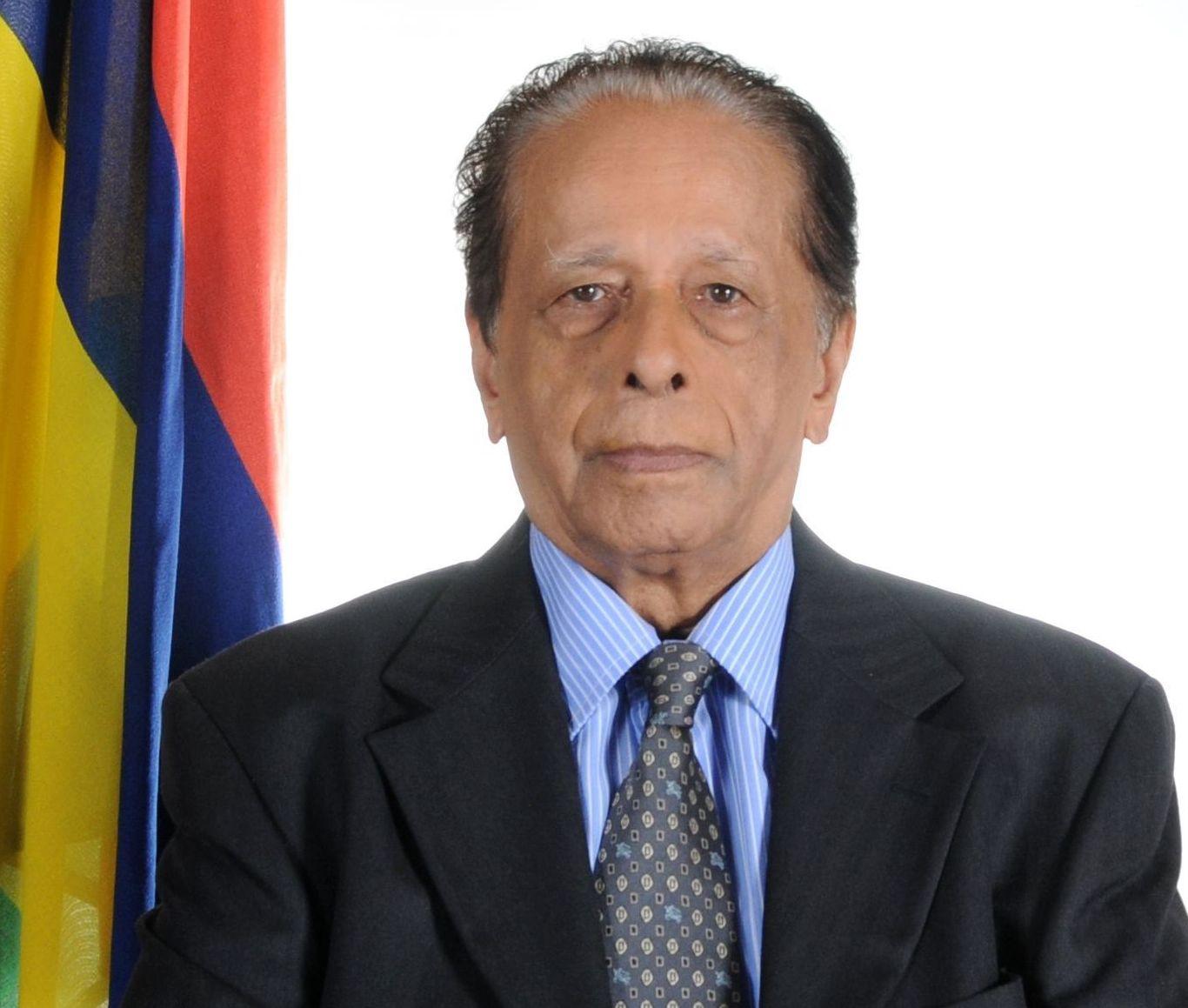 prime minister mauritius