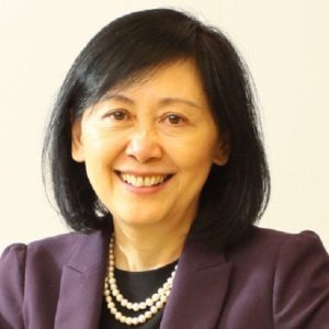An Image of Dr Dorothy Chan