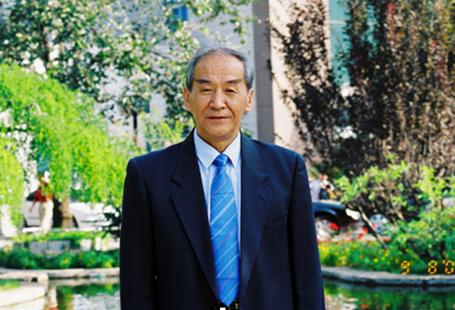 Professor Wang crop