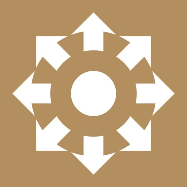 cilt centenary avatar - gold arrows