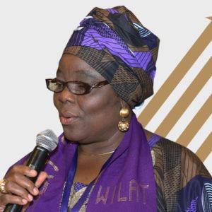 Aisha Ali Ibrahim CILT WiLAT Global Convenor – member for our centenary