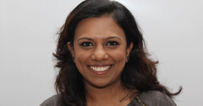 A photo of Gayathri Karunanayaka