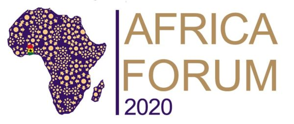Africa Forum graphical poster