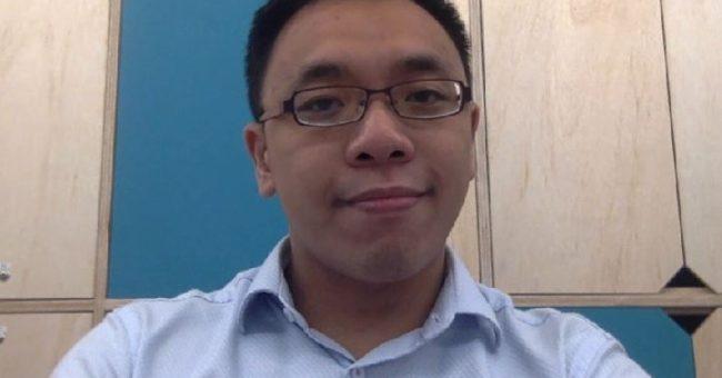An image of Kelvin Kho