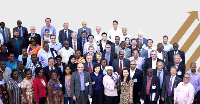 CILT Centenary - group of CILT members