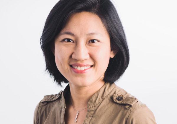 A portrait of Kelly Tan