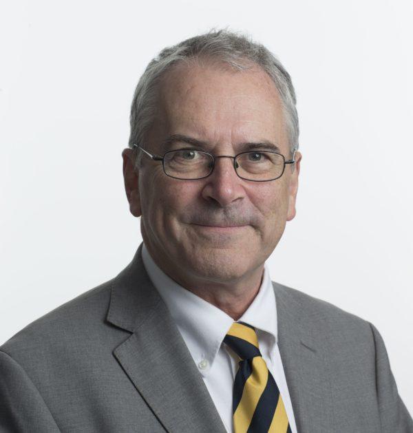 Portrait of Sir Peter Hendy
