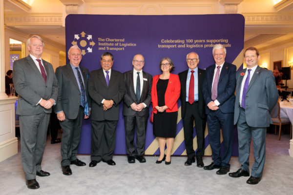 Group shot of Members of CILT