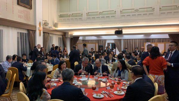 CILT Centenary Dinner in Hong Kong