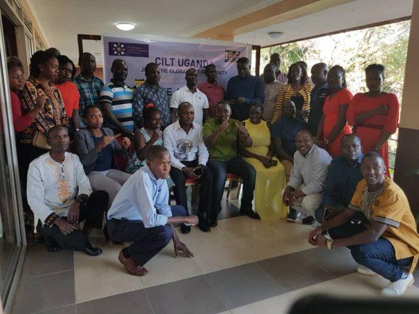 CILT Uganda group photo