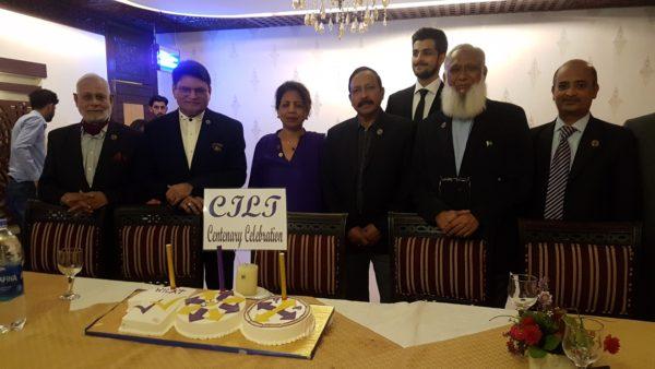 CILT Pakistan celebrate Centenary