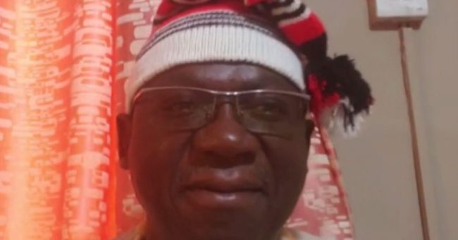 An image of Mazi Nwankwo