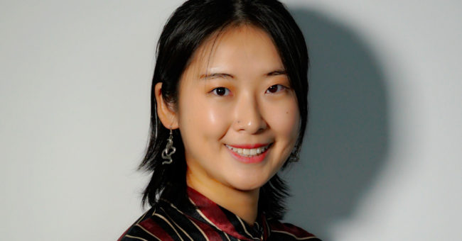 A photo of Vivian Chen