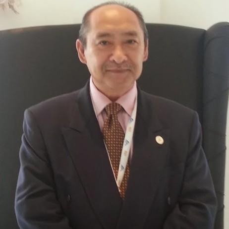 Portrait image of H.J. Ramli