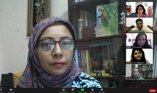 Ms Mimnun Sultana
