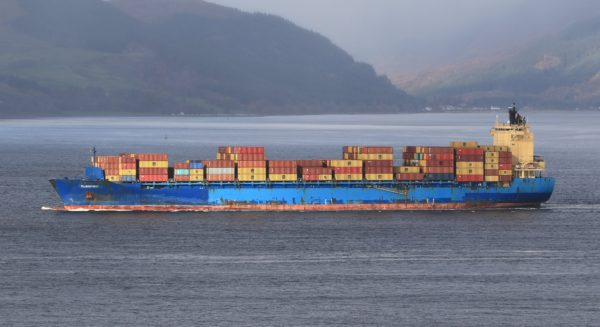 Image of the Elbspirit Ship