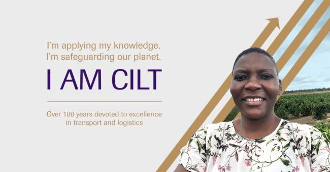 I AM CILT campaign image