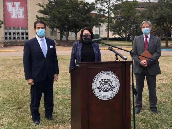 University of Houston Faculty announce CILT partnership